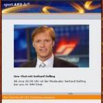 Ard.de's Mediathek giver dig rige muligheder for at øve tysk