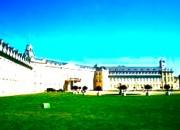 Slottet i Karlsruhe