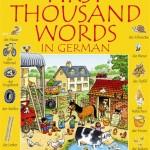 1000 tyske ord: Billedbog med tyske navneord