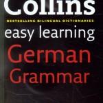 Tysk grammatikbog af Collins