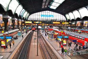 Bus til Hamborg / Bus til Berlin