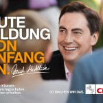 Den tyske valgkamp begynder så småt