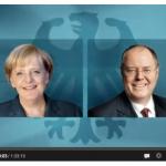 Se eller gense tv-debatten mellem Angela Merkel og Peer Steinbrück her