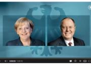 TV-Debat Merkel Steinbrück